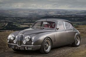 Ian Callum verbouwt Jaguar Mark 2