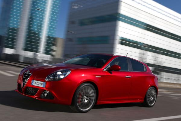 Alfa Romeo Giulietta Business Executive