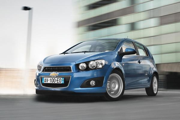Chevrolet Aveo Bussiness Package