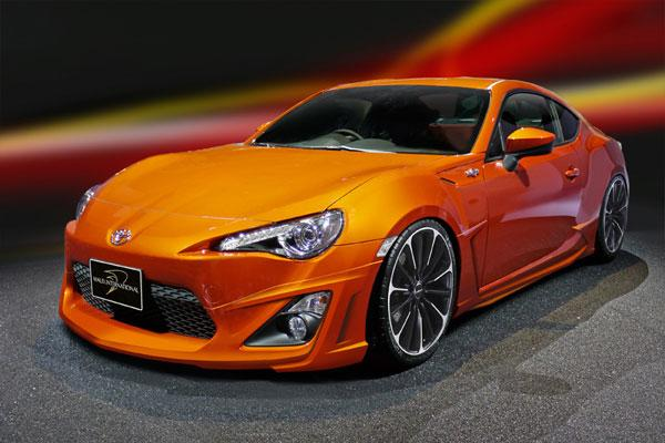 Wald International Toyota GT 86
