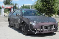 Vakantiescoop: Maserati Quattroporte