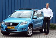 Op de rollenbank - Volkswagen Tiguan 1.4 TSI