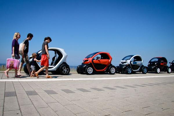 Renault Twizy 
