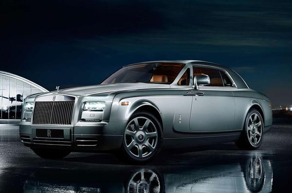 Rolls-Royce Phantom Coup� Aviator Collection