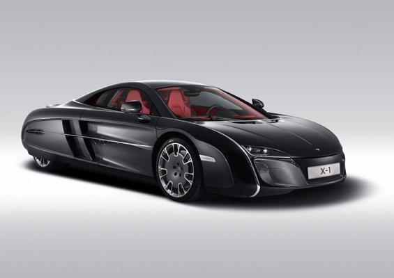 McLaren X-1 Concept