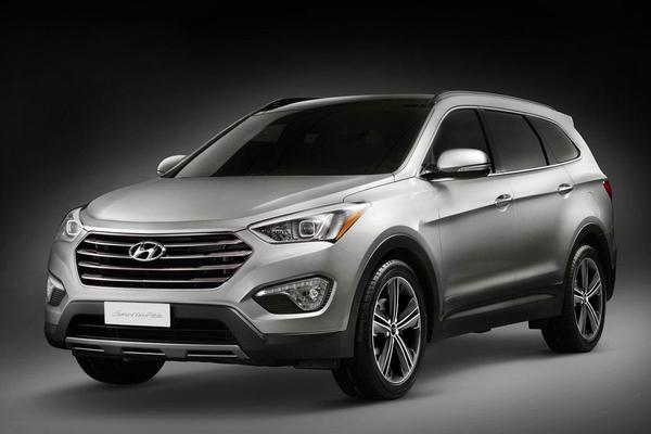 Hyundai Grand Santa Fe