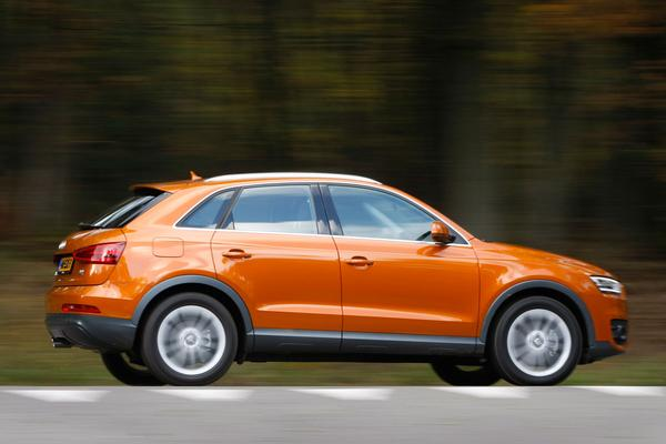 Audi Q3 2.0 TDI 177pk quattro