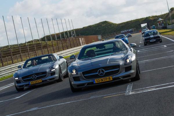 Overzicht van auto evenementen