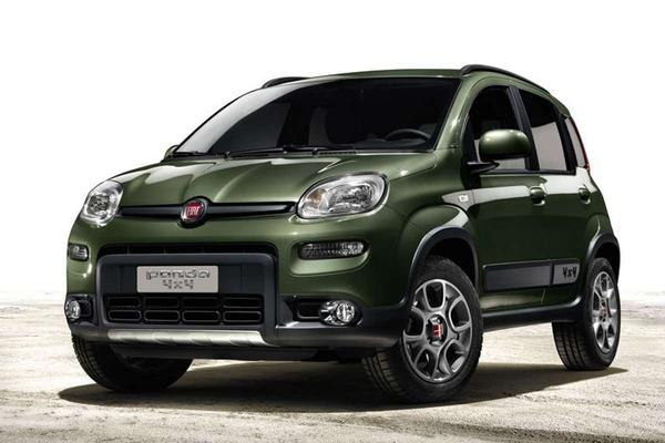 Fiat Panda 4x4