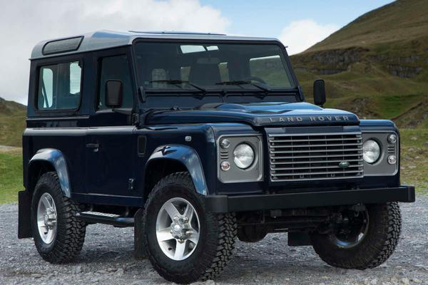 Land Rover Defender MY13