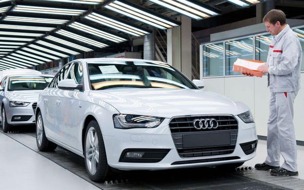 GM en Audi stoppen autoverkoop in Rusland