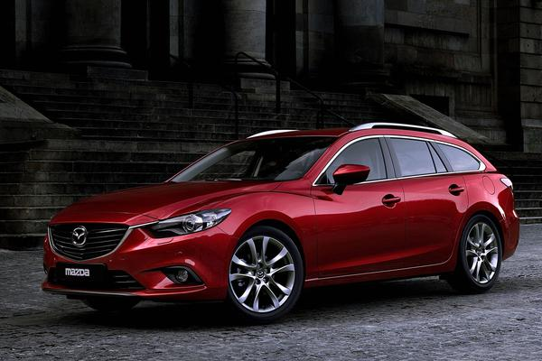 Mazda 6 Sportbreak
