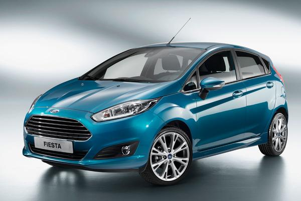 Ford Fiesta 2013