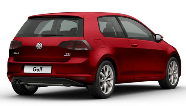 Volkswagen Golf 3d