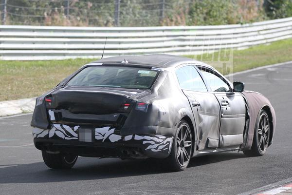 Maserati Spyshots