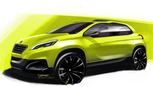 'GTi-versies Peugeot 2008 en 3008 op komst'