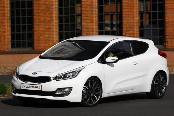 Kia Pro Cee'd