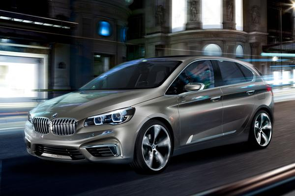 BMW Concept Active Tourer