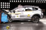Crashtest Subaru XV