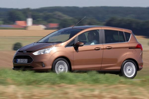 Carrière Ford B-Max bijna beëindigd