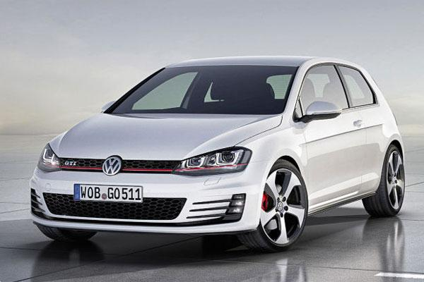 Volkswagen Golf GTI Concept