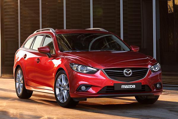 Nu Ook Vanafprijs Mazda 6 Sportbreak Autonieuws