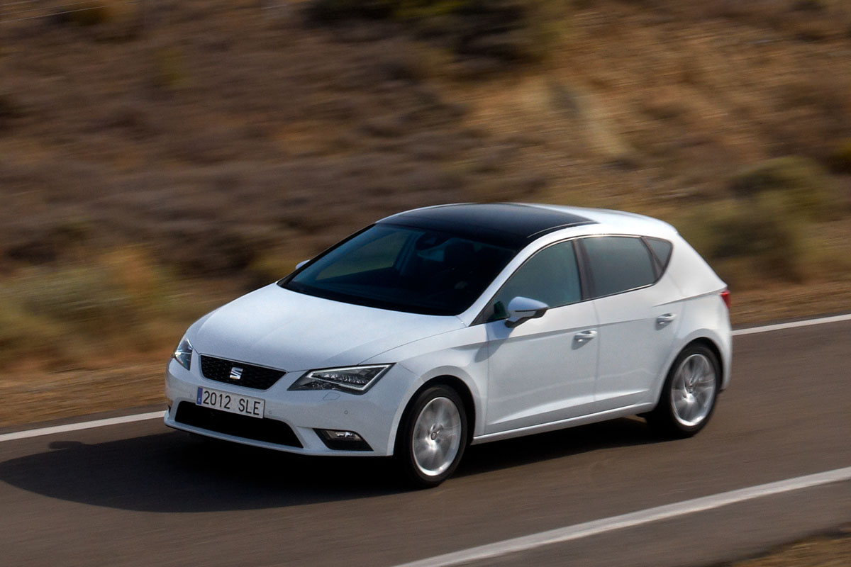seat leon 1 6 tdi style business specificaties auto. Black Bedroom Furniture Sets. Home Design Ideas