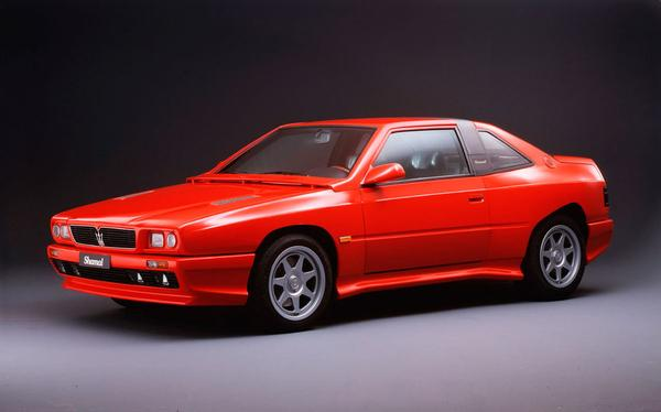 Maserati Shamal
