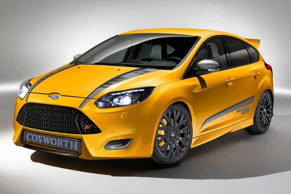 Focus ST SEMA Cosworth