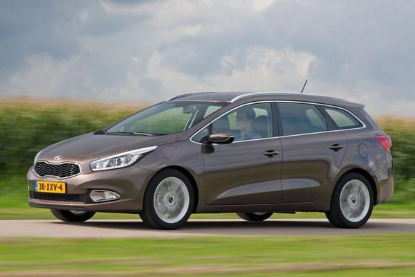 Kia Cee'd Sportswagon