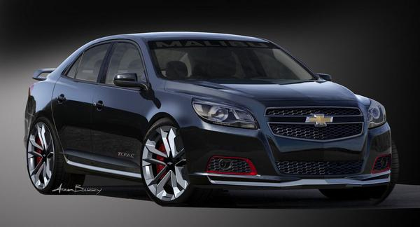 Chevrolet Malibu Turbo Concept