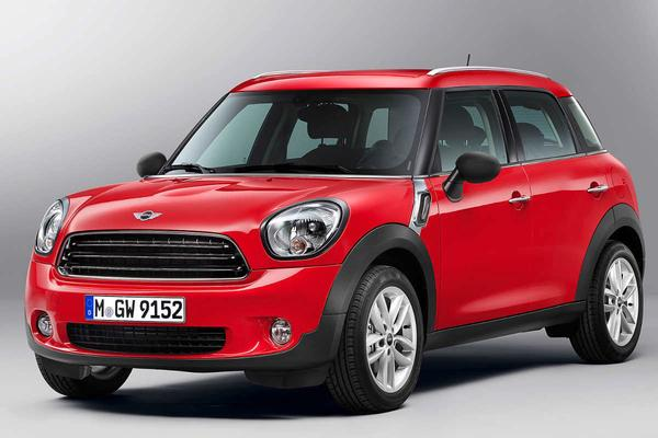 Mini Countryman MY 2013