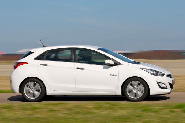Hyundai i30 1.6 GDi i-Catcher