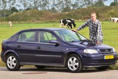 Klokje Rond - Opel Astra