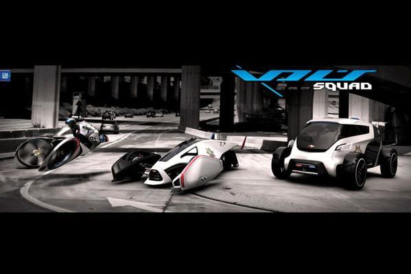BMW LA Autoshow Challenge