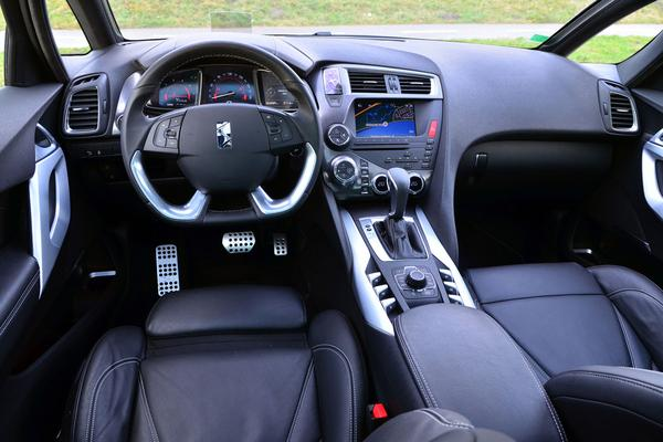Citro�n DS5 HDI 160 Sport Chic