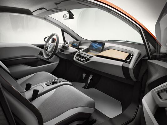 BMW i3 Coup� (gelekt)