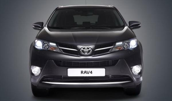 Toyota RAV4 2013
