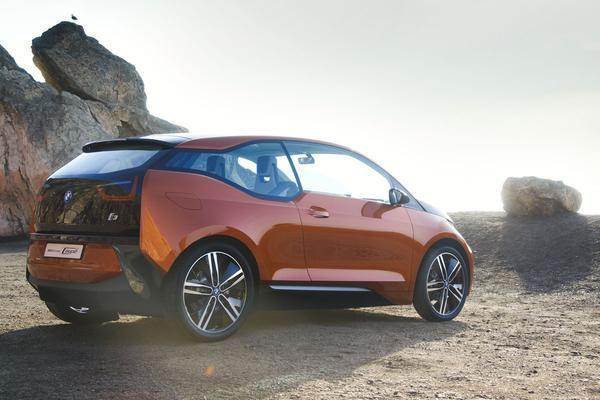 BMW i3 Coupe