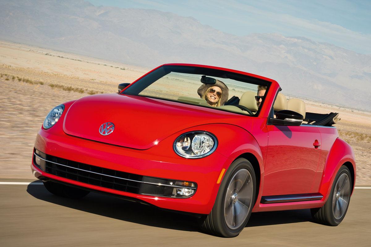 volkswagen beetle cabrio foto 39 s autoweek fotospecial. Black Bedroom Furniture Sets. Home Design Ideas