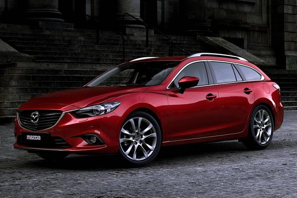 Mazda 6