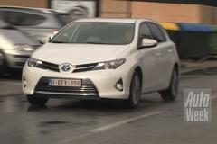 Rij-impressie Toyota Auris Hybrid