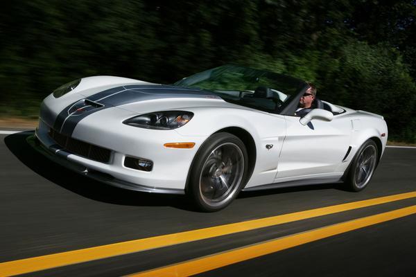 Chevrolet Corvette 427 Convertible Collectors Edit