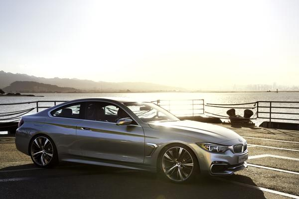 BMW 4-serie Coup concept