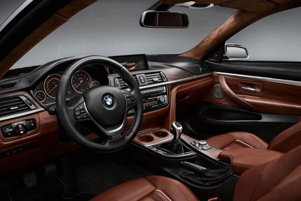 BMW 4-serie Concept gelekt