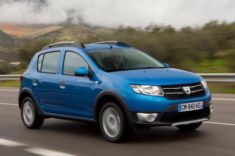 dacia sandero stepway tce 90 ambiance specificaties. Black Bedroom Furniture Sets. Home Design Ideas
