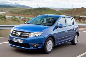 Dacia Sandero RS op komst