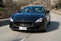 Rij-impressie Maserati Quattroporte