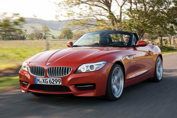 BMW Z4 facelift