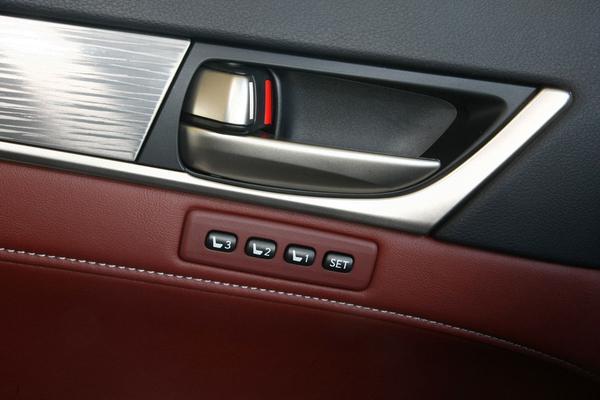 Lexus GS 450h F Sport Line